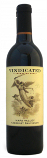 Vindicated Cabernet Sauvignon 2011 750ml